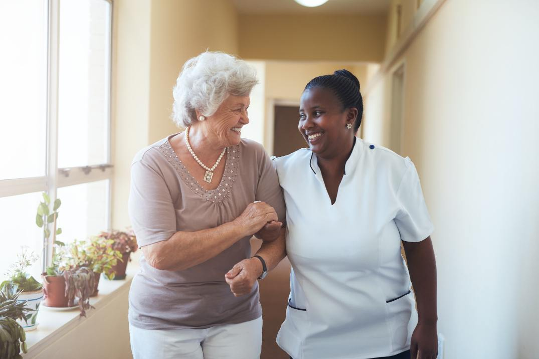 Engaging a paid carer/personal care assistant to help you
