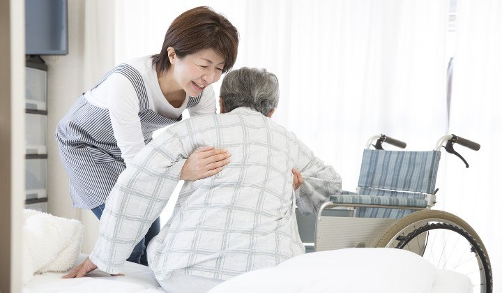 The pros and cons of using a care agency