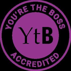 YtB Accreditation Logo