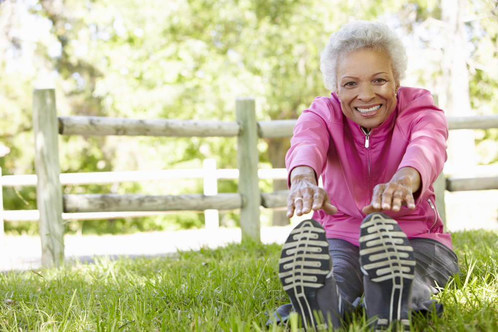 Keeping fit and healthy – maintaining your independence