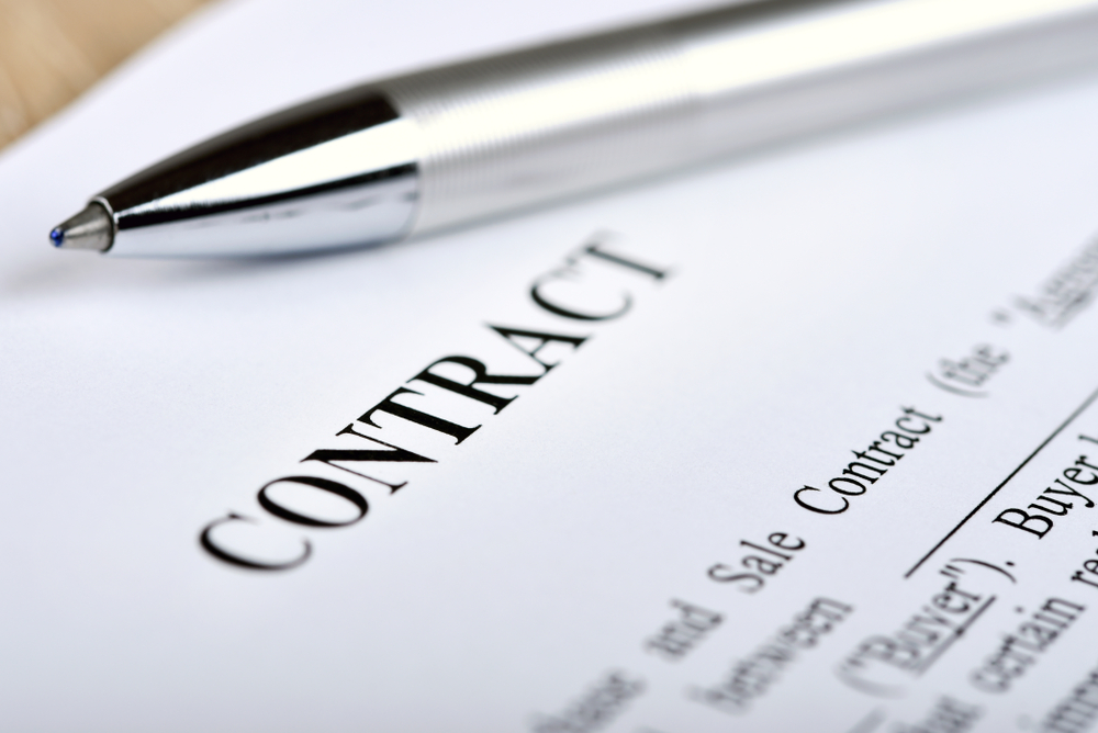 How to prepare a contract as a self-employed paid carer